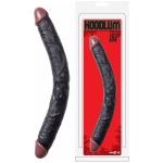hoodlum-cift-tarafli-43-cm-zenci-dildo